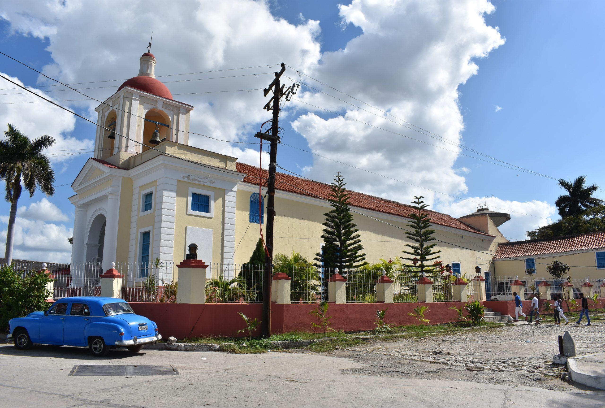La ermita de Nuestra Señora de Regla